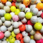 ツアーボール・カラーボール・ぶっ飛び系ボールたくさんあります!